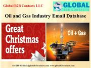 Oil and Gas Industry Email Database