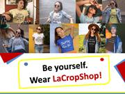 Be yourself Wear LACROPSHOP | Shop for OOTD Online