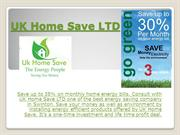 Uk Home Save LTD || Energy Saving Company