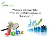 Spoken English Trainer Jobs in Chandigarh