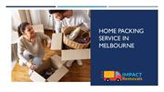 Moving Services Melbourne | Moving Companies in Melbourne