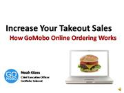 How GoMobo Online Ordering Works