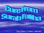 Power of Surah Fatiha