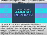 Workplace Compliance Services On How It Assists Businesses