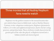 Audrey Hepburn complete collection