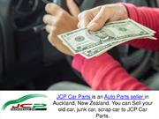 JCP Car Parts - Selling Your Old Car For Cash