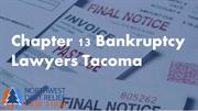 Chapter 13 Bankruptcy Lawyers Tacoma