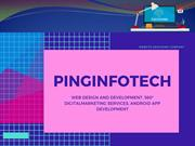 Web Design and Development Company Chennai - Pinginfotech