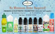 SMOKING  AND  ELECTRONIC CIGARETTES wholesaler and supplier in UK