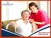 Senior Home Care Services Passaic County - Always Best Care