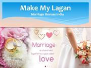 Make My Lagan-Marriage Bureau India