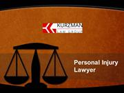 Find a Personal Injury Lawyer - Kurzman Law Group