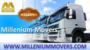 Professional Movers and Packers in Toronto – Millenium Movers
