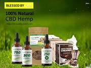100% Natural Hemp Oil Products in USA