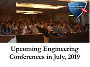 Upcoming Engineering Conferences in July, 2019