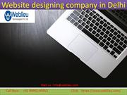 Website designing company | Website Development company in Delhi