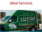 Ideal Services Henderson, NV