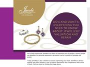 Everything You Need to Know About Jewellery Valuation and Repair