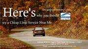 Here's why you should try a Cheap Limo Service Near Me