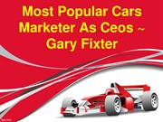 Gary Fixter  President And CEO Of Toyota Motor Corporation