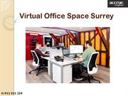Affordable Virtual Office Space Surrey