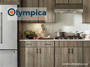 Kitchen Cabinets Vancouver | Modern Kitchen Designs | Olympica