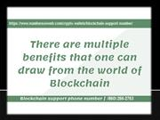 Blockchain support Phone number 860 266 2 7 6 3