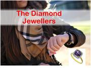 Buy Diamond Jewellery Online only at The Diamond Jewellers