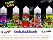 Candy King e liquid| Wholesale Vape Liquid Supply US