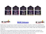 BLVK Unicorn Juice Vape | Wholesale Vape Liquid Supply US