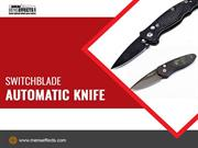 Everything you need-to-know about OTF automatic knife