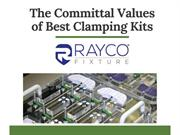 Use the Vacuum Clamping Kits to hold your workpiece firmly in place