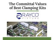 18 PDF The Committal Values of Best Clamping Kits