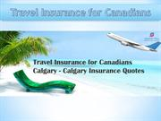 Best Travel Insurance for Visitors to Canada