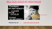 sell gold | cash for gold | gold buyer