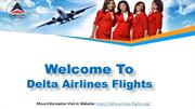 Delta Airlines Flights Official Site