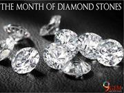 The Month Of Diamond Stones