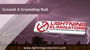 Ground A Grounding Rod