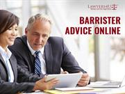 Get the Legal Advice You Need Receiving Direct Barrister Advice Online