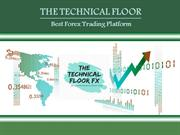 Learn To Trade The Market - The Technical Floor