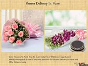 Flower Delivery In Pune From Withlovenregards