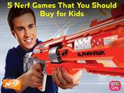 5 Nerf Games That You Should Buy for Kids (PPT)