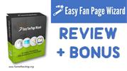 Easy Fan Page Wizard Review and Bonuses