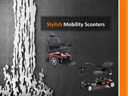 Stylish Mobility Scooters