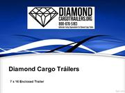 8.5x24 Enclosed Trailers