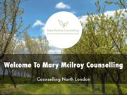 Mary Mcilroy Counselling Presentations