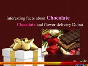 chocolate and flower delivery Dubai 01