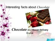 chocolate and flower delivery Dubai 02