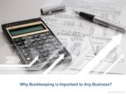 Importance of bookkeeping Service in Business