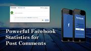 8 Powerful Facebook Statistics for Post Comments: You Need to Know